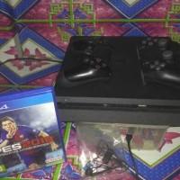 Jual PS4 slim 500 GB CUH 2016A + PES 2018 reg 3 Murah