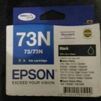 EPSON 73/73N INK CARTRIDGE BLACK