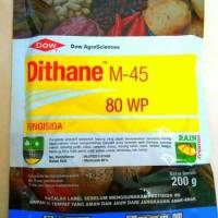 Obat Pembasmi Jamur DITHANE M-45 80 WP Fungisida 200gr