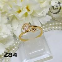 harga Z84 Cincin Xuping Yaxiya - Perhiasan Lapis Emas 18k Tokopedia.com