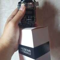 decant Victor n Rolf spicebomb limited edition digital art