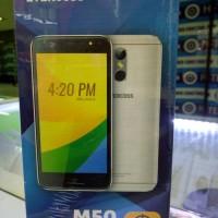 New Hp Android Evercoss M50 spek istimewa hrg murah