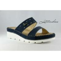 Sandal Wanita Wedges Casual formal trendy Sol karet Donatello WB615103 e0cd4fbb72
