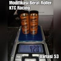 Roller Beat FI Scoopy FI Vario 110 KTC Racing Modifikasi Berat nya