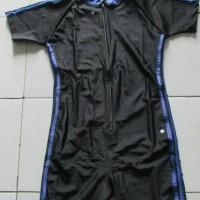 Baju Renang Pria Dewasa Lengan pendek Ukuran Jumbo / Baju Diving Jumbo
