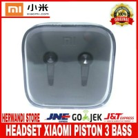 Jual Headset Xiaomi Mi Piston 5 ORIGINAL Super Bass (Earphone,Handsfree) Murah