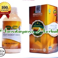 Obat Herbal Cedera ACL Terbaik Recommended - QnC Jelly Gamat ORIGINAL