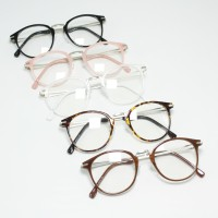 Frame Kacamata Minus Fashion RJ 2202 Pria Wanita Hitam