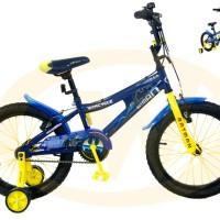 Sepeda anak BMX 18 Wimcycle Batman
