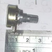 B10K Mono Potensiometer Alpha Original [ tap pin ]