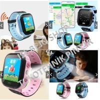 Jam Tangan GPS Anak. GPS Tracker for Kids. Smart Watch GPS Kids G36-GM