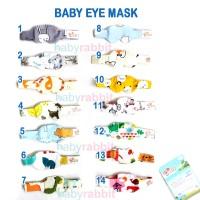 Jual Sunny Baby Eye Mask / Kacamata Jemur Bayi / Penutup Mata Bayi Murah