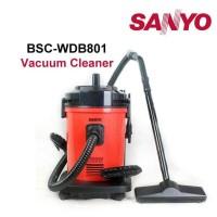 Sanyo Vacuum 480 & 1200 Watt (15 Liter & 19 Liter) BSCWDB801