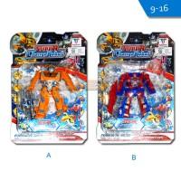 harga Mainan Robot Transformer Bumble Bee & Optimus Prime Tokopedia.com