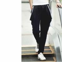 Celana Panjang pria wanita training 3pocket  olahraga baggy Jogger