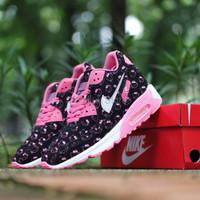 HOT PROMO Sepatu Sneakers kets sekolah casual Nike Airmax 90 Wanita