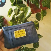 Dompet stnk fossil / coin pouch fossil