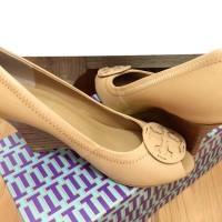 sepatu wanita tory burch wedges size 40