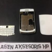Casing Fullset BB 9780 BlackBerry Bold Onyx 2 Housing Bezel Tu