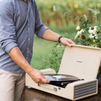 Crosley - Nomad Portable Turntable with Software