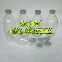 Jual Botol ASI 500 ml / Kaca ASI ASIP / Wadah e liquid Murah