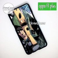 Casing OPPO F1 PLUS Green Arrow Vs Deathstroke Hard Case Custom