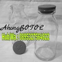 Jual Botol ASI 100 ml / Kaca ASI ASIP/ VIAL  Murah