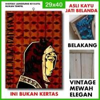 Poster Sepultura 2 SPT02 Kayu Vintage Asli Dinding Rumah/kafe