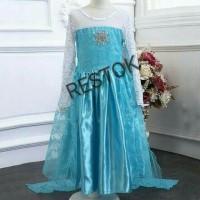 Dress / Gaun / Kostum Elsa Frozen 11