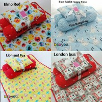 harga Matras Perlak Baby You/ Bedding Set Guling Bantal Peang/set Kasur Bayi Tokopedia.com