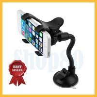 Phone Holder Universal GPS Mount Bracket Tempat HP Mobil Car