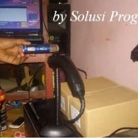 Paket Kasir Printer + Scanner LASER PSC1200 + Software Solusi Toko 2.0