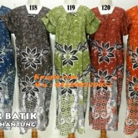 Jual Jual 3pcs model daster batik terbaru batik online lenagn pendek  Murah