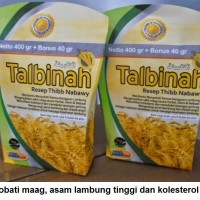 Jual TALBINAH 400GR+BONUS 40GR TEPUNG GANDUM THIBBUN NABAWI Murah