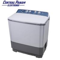 LG - Mesin Cuci 2 Tabung 7.5kg (P750N) - Central Panam Elektronik