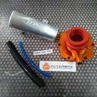 harga Intake Karburator Plus Tabung Bpro Ninja 150 Size 28 Gold Tokopedia.com