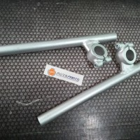 harga Stang Jepit Vnd Satria Fu 26mm 15 Derajat Silver Tokopedia.com