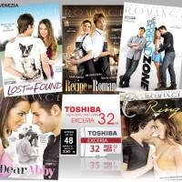 27 JUDUL FILM ROMANTIS | MICROSD 32GB TOSHIBA