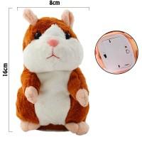 Lovely Talking Hamster / Hamster berbicara/ Plush Hot Toy