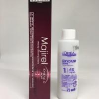 Majirel colouring cream + oxidant mini