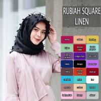 Rubiah Square / Segiempat Rubiah Linen