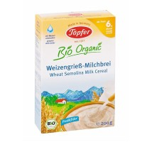 TOPFER WHEAT SEMOLINA MILK CEREAL