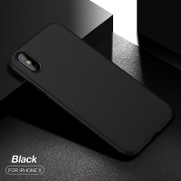 Jual CAFELE Ultra Thin Case - iPhone X [Free Tempered Glass] - ORIGINAL Murah