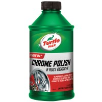 Turtle Wax CHROME POLISH (POLES KROM) 355 mL