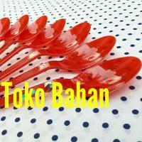 sendok/garpu plastik, food grade