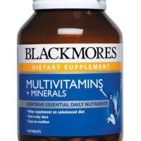 Jual Blackmores Multivitamin + Minerals Murah