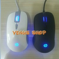 HP MOUSE GAMING G100 - 2000DPI / GAMING MOUSE G 100 - 2000 DPI