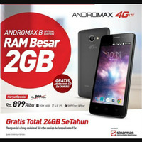 Hp Smartfren 4G Andromax B Special Edition