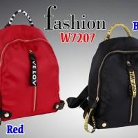 Tas punggung wanita Bag Ransel Fashion W7207