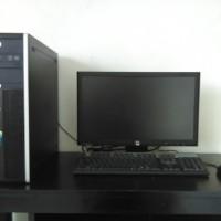 Jual Paket Komputer Hp Compaq 8300 Core i5||20 Wide